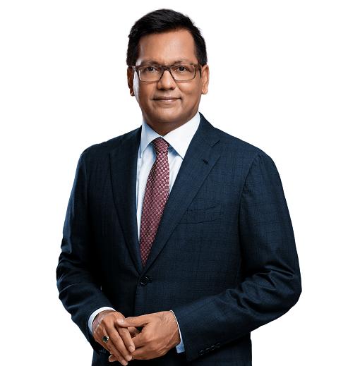 Dr. Vijay D. Patil -  Chancellor, D. Y. Patil University, Navi Mumbai