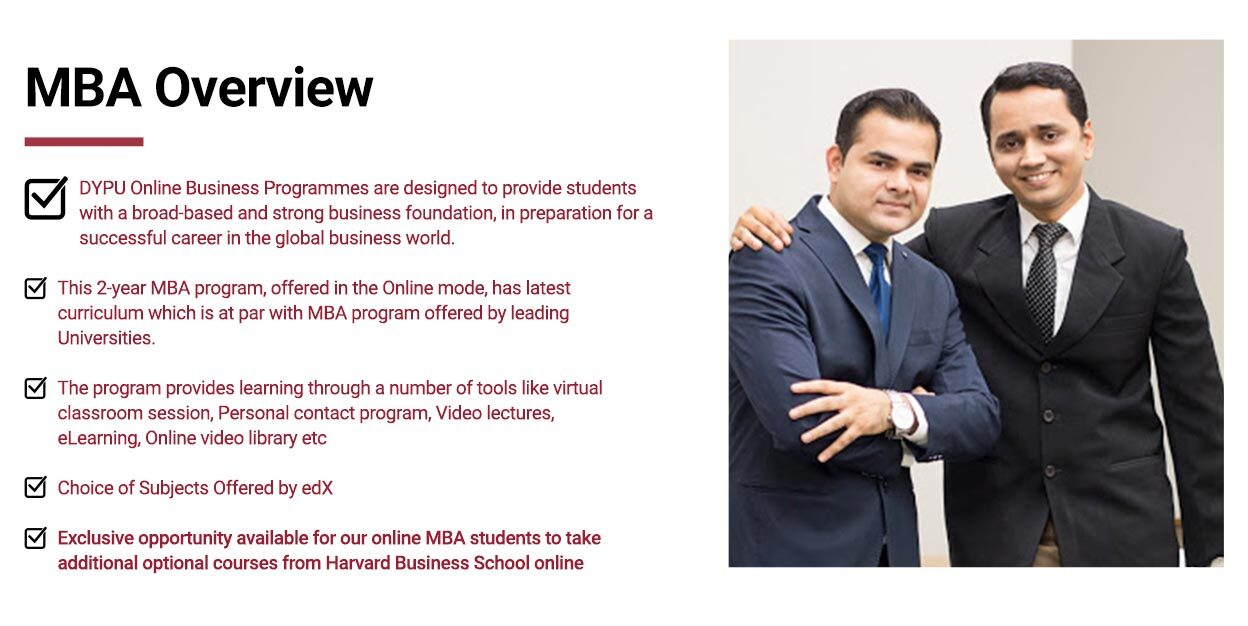 MBA Overview