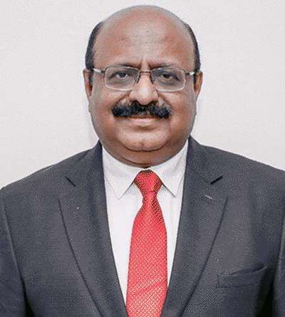 Dr. Shirish Patil - Vice Chancellor, D. Y. Patil University, Navi Mumbai